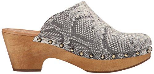 Corso Como Rafe Femmes Cuir Mules Grey Multi