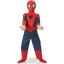 Rubie's I-886919 Disfraz Spiderman de niño a partir de 3 años M