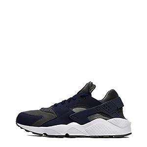 41lGuc%2B8gjL. SS300  - Nike Air Huarache, Men's Sneakers, Black, 7 UK (41 EU)