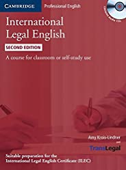 International Legal English Student's Book with Audio CDs (3) 2nd Edi