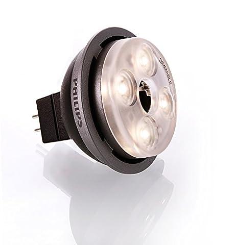 Philips M LEDspot 10 Watt 830 GU5.3 12V 36 Grad dimmbar 3000 Kelvin warmweiss