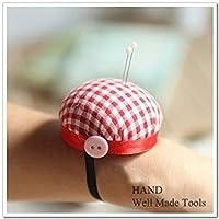 Well Made Tools AKORD Check muñeca Pin cojín, Rojo, 60mm