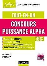 Concours Puissance Alpha - Tout-en-un - 2019-2020 de Marie-Virginie Speller
