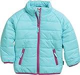 Playshoes Kinder Steppjacke, wattierte Unisex-Jacke für Jungen und Mädchen mit Reißverschluss, aus atmungsaktivem Material