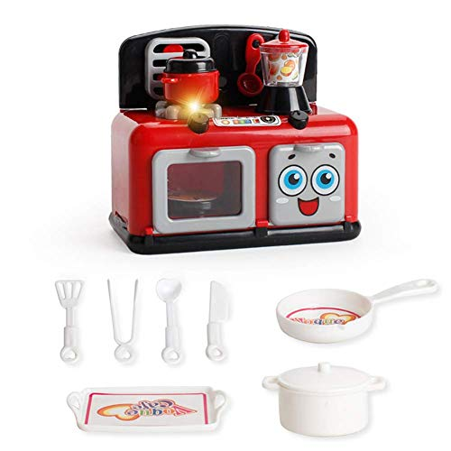 �chenspielsets Haushalt Spielspielzeug-kit Vorgeben Simulationsgeräte Lernspielzeug Für Kinder Kleinkinder Ab 3 Jahren, Stove ()