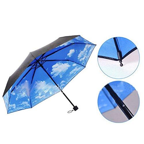 rain-umbrellas-kingwo-folding-umbrella-the-super-anti-uv-sun-protection-umbrella-blue-sky-3-folding-