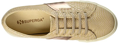 Superga 2790-Pusnakew, Sneaker Donna Rosa (Nude)