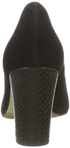 s.Oliver 22403, Escarpins Femme Noir (BLACK 001)