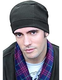 Para hombre–Tapa de noche de sueño–Gorra de 100% algodón para hombre gorro de dormir para hombre