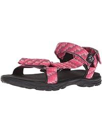 Jack Wolfskin Girls' Seven Seas 2 G Sports Sandals