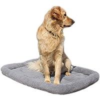 Wuwenw Otoño Invierno Cálido Mascotas Cama De Dormir Manta De Lana Suave para Pequeños Perros Grandes