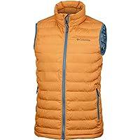 Columbia Powder Lite Men's Sleeveless Jacket, Mens, Powder Lite Vest