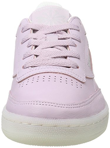 Reebok Damen Club C 85 On the Court Sneaker Rosa