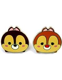 Disney Park Pin Mystery Set Chip & Dale Tsum Tsum