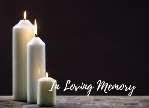 In Loving Memory: Celebration Of Life,  Condolence Book. Wake, Memorial Service, Church, Funeral Home Guest Book. (Guests) (Funeral Home Management)