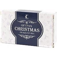 Mystic Moments | duftende Öl Starter Pack–Weihnachten–5x 10ml