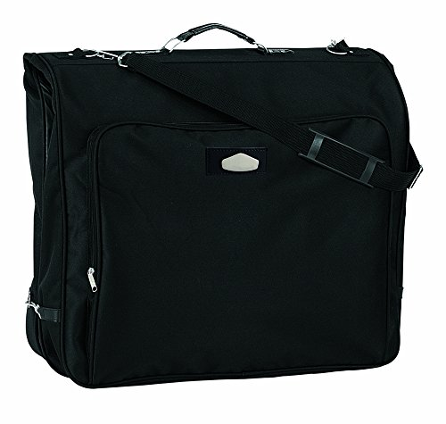 Vertrieb durch Preiswert und Gut Kleidersack 600D Polyester mit Funktion Umwandlung zur Tasche mit Kleiderbügel Kleiderhülle