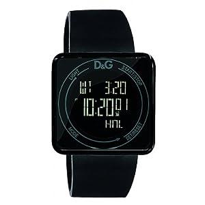 D&G DW0734 – Reloj Unisex Movimiento de Cuarzo con Correa de