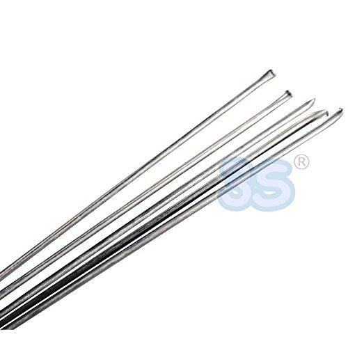 Bacchette lega in alluminio per saldatura a cannello - Confezione contenente 10 bacchette