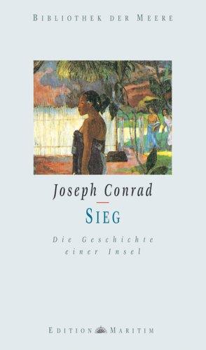 Buchseite und Rezensionen zu 'Sieg: Die Geschichte einer Insel' von Joseph Conrad