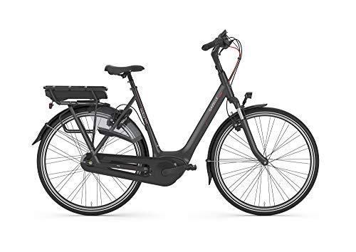 Gazelle Arroyo C7+ HMB Ltd. 500Wh Damenfahrrad Ebike Pedelec 2020, Farbe:schwarz, Rahmenhöhe:49 cm