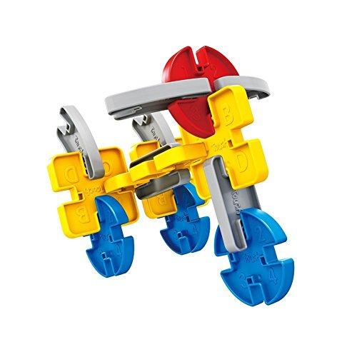 Konstruktion Bausteine Spielzeug DIY Montage Auto für kinder