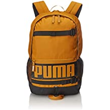 Puma Deck Backpack, Unisex Adulto, Buckthorn Brown, OSFA