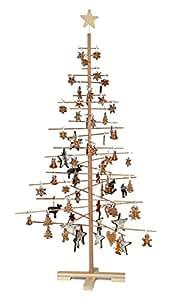 Unbekannt xmas3 SKU203 Assemble albero di Natale, Altezza 190 cm, 187,96 cm, Beige