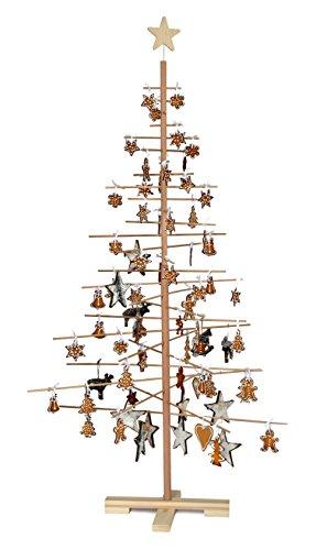 Unbekannt xmas3 SKU203 Assemble árbol de Navidad, Altura 190 cm, 187,96 cm, Color