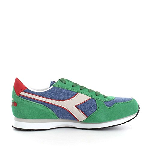 Diadora K-Run C Ii, Sneaker Bas du Cou Mixte Adulte Dark Blue