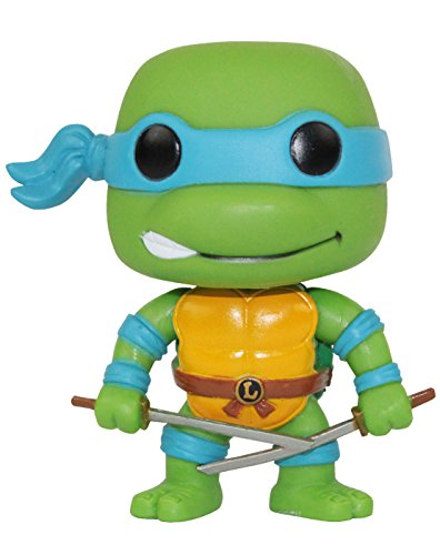 (Funko Pop! Teenage Mutant Ninja Turtles Leonardo Vinyl Figur)