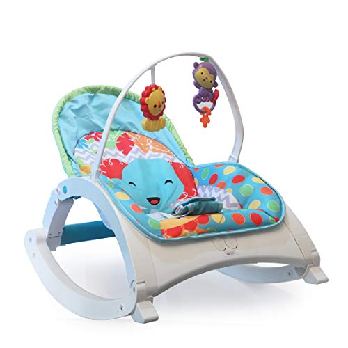 The Flyers bay Fiddle Diddle Baby Bouncer Cum Rocker