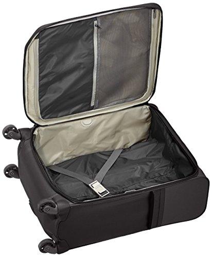 Samsonite Uplite Spinner 55/20 Koffer, 41 Liter, Grau -