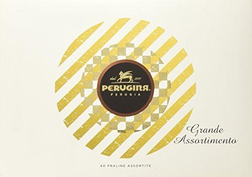 PERUGINA GRANDE ASSORTIMENTO Cioccolatini assortiti scatola regalo 451g