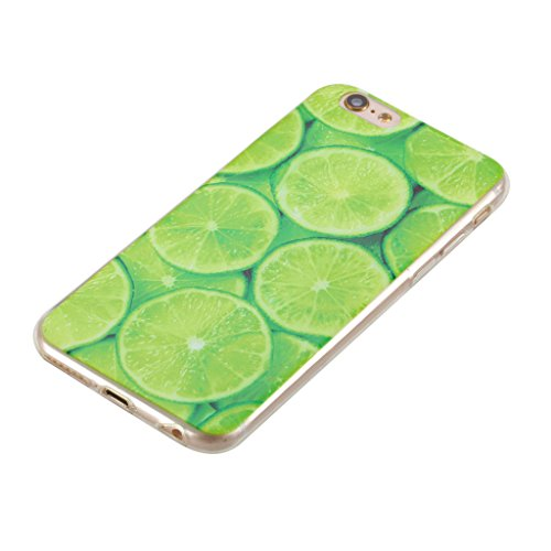 """Hülle für Apple iPhone 6S Plus / 6 Plus , IJIA Transparent Einhorn TPU Weich Handyhülle Silikon Stoßkasten Cover Schutzhülle Handytasche Schale Case Tasche für Apple iPhone 6S Plus / 6 Plus (5.5"""") HX95"""