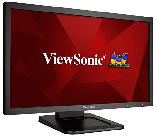 ViewSonic TD2220 2 22 inch full HD 2 Points hint LED Monitor 1920x1080 8H Scratch resistant outside VGA DVI USB Black Products