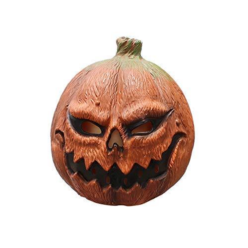 JACKII Lustige Latex kürbis Kopf Maske kostüm Halloween Cosplay Party Prop Spielzeug