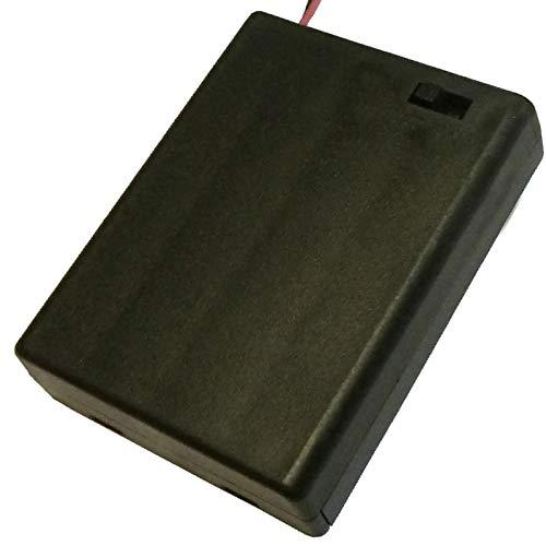 AA x Batteriehalter mit Schalter, 4 Stück 1,5 V Dc Aa Pack