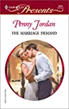 Telecharger Livres The Marriage Demand Red Hot Revenge Harlequin Presents No 2211 by Penny Jordan 2001 11 01 (PDF,EPUB,MOBI) gratuits en Francaise