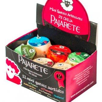 Pajarete | Caja mini quesos surtida
