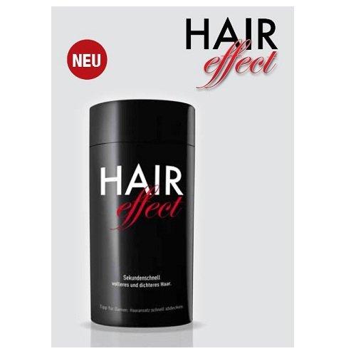 Hair Effect dark brown 3-4, 26 g Microfaser - Brown 3'3