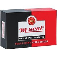 Pidilite M-Seal - Epoxi reflectante (1 x 25 g, sellos – juntas – fijaciones – construcciones)