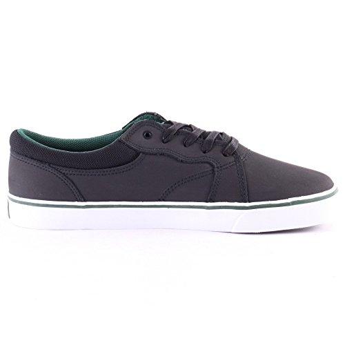Element Wasso, Herren Skateboardschuhe Black