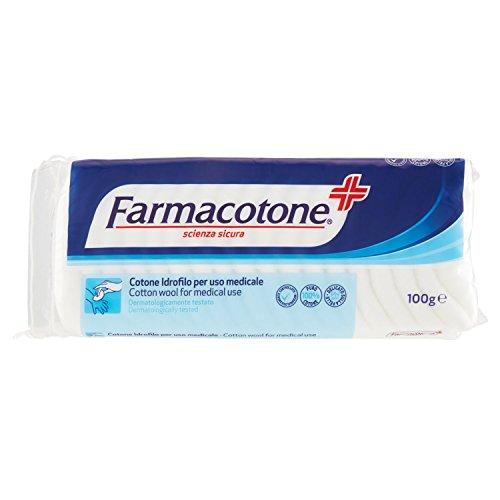 Farmacotone coton hydrophile pour usages médicaux sciences de sécurité-100 g