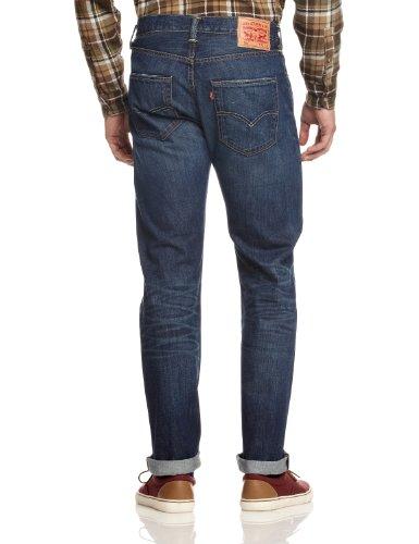 Levi's Herren Jeans 501 Original Straight Fit Blau (Basic Blues 1618)