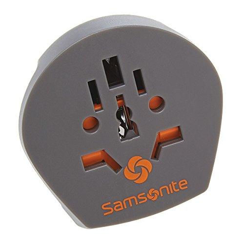 Samsonite Reiseadapter 50939 1374 Grau