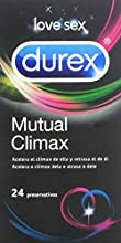 Durex - Mutual Climax - 24 preservativos