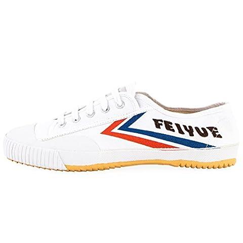 wu designs Fei Yue–Feiyue–Art Martial–Chaussures de wushu–Sport & Parcours–Minimales FR:46