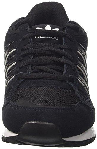 adidas Herren ZX 750 Gymnastikschuhe Schwarz (Core Black/core Black/ftwr White)
