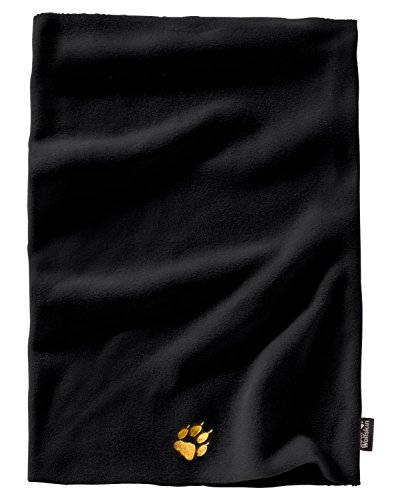 Jack Wolfskin Real Stuff Loop Scarf Kids Black 2018 Halsbedeckung